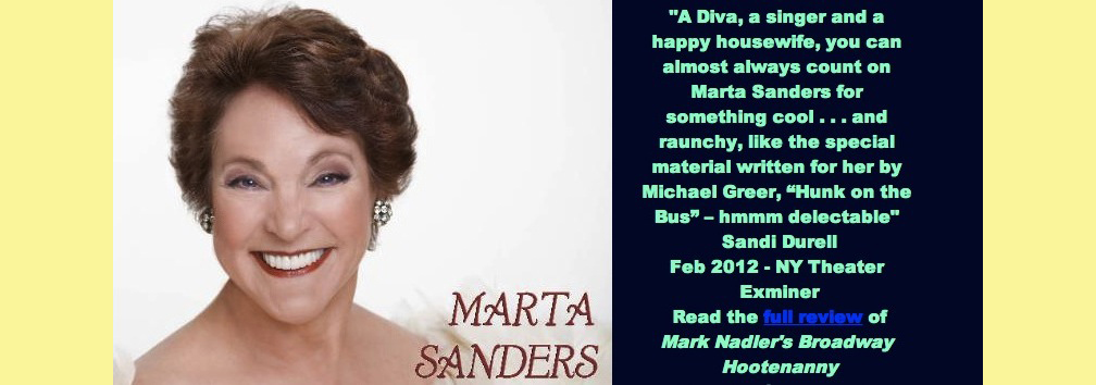 Marta Sanders